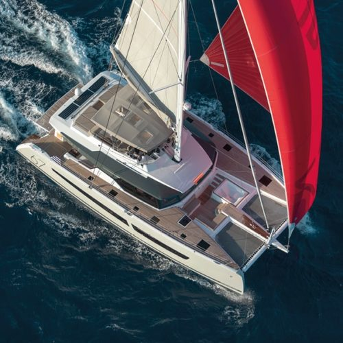 alegria 67 fountaine pajot sailing catamarans