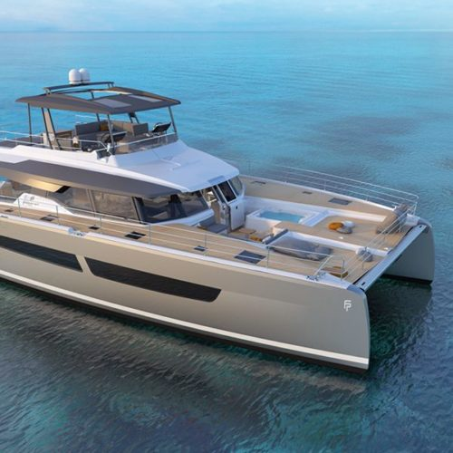 Fountaine Pajot motor yachts Power 67