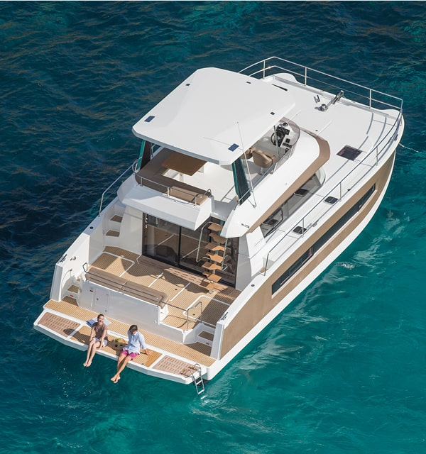 my 37 fountaine pajot motor yachts