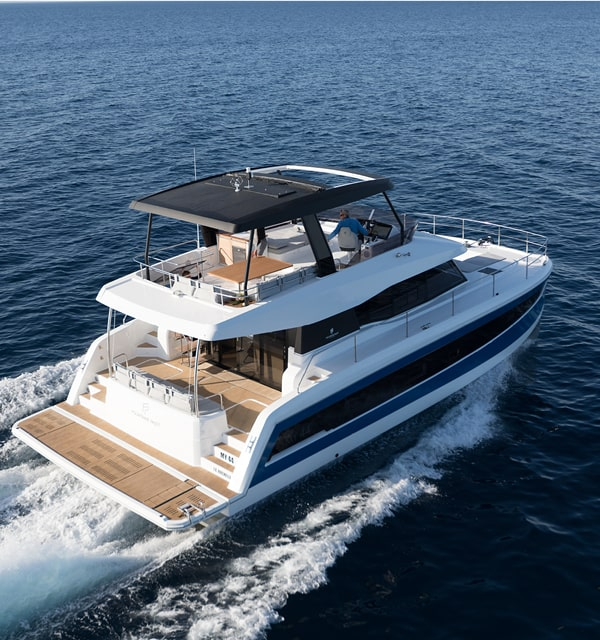 my 44 fountaine pajot motor yachts